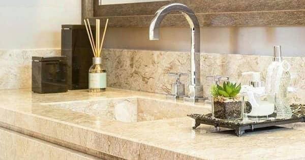 Pia de mármore – Vantagens e Dicas de uso