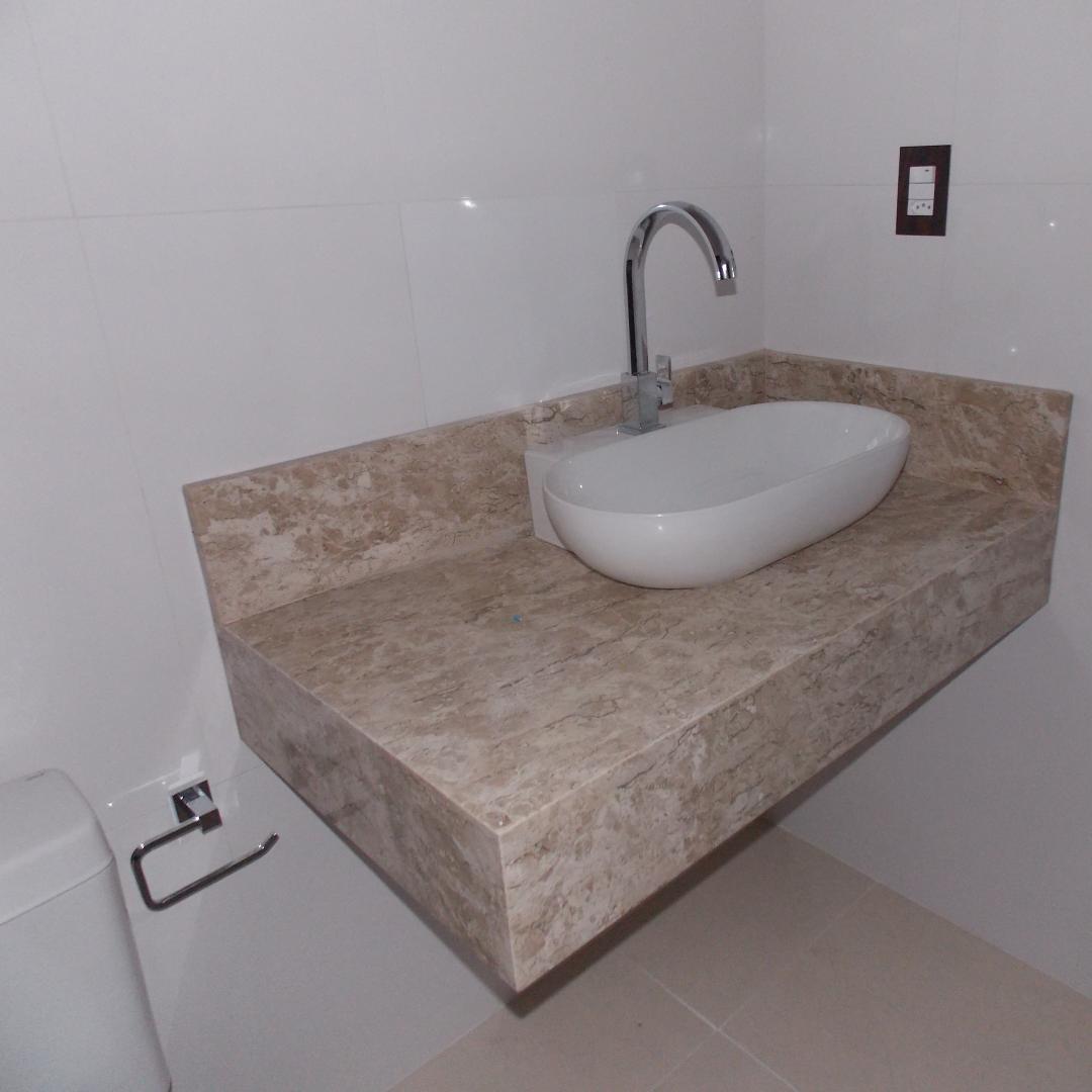 Bancadas Banheiro